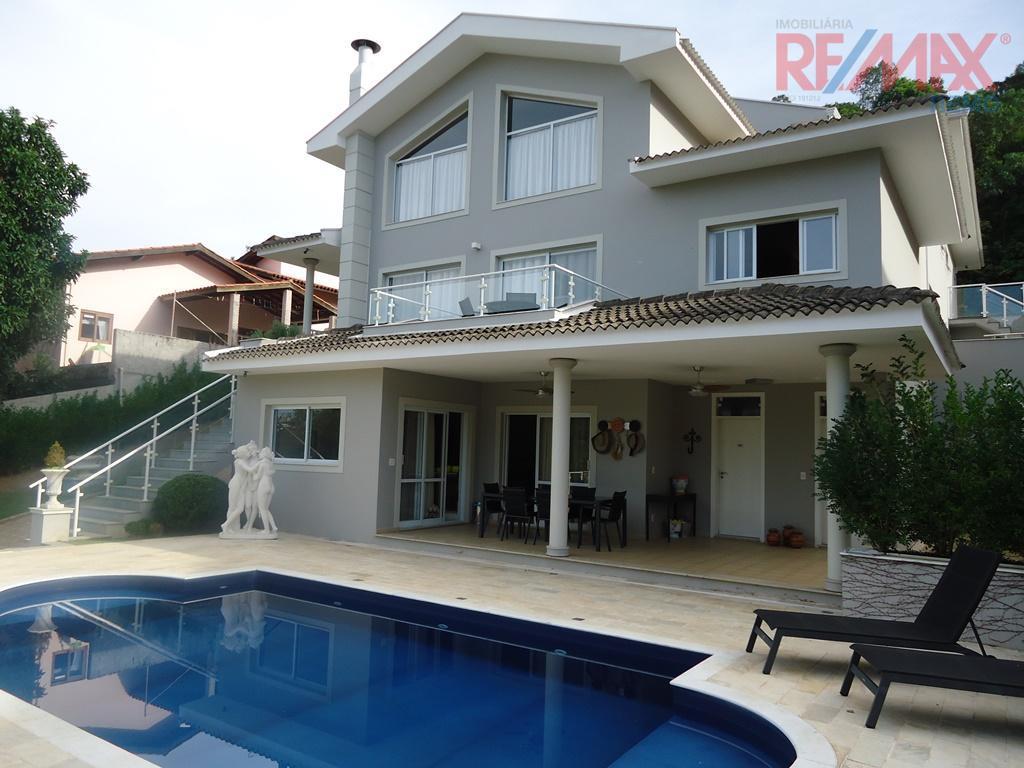 Casa residencial à venda, Condomínio Vista Alegre - Café, Vinhedo - CA3086.