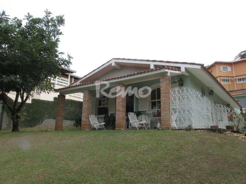 Casa residencial à venda, 3 dormitórios, Condomínio Marambaia, Vinhedo.