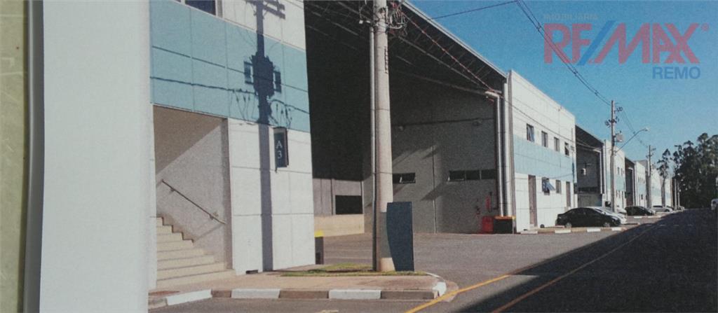 Galpão comercial para locação, Distrito Industrial, Jundiaí - GA0238.