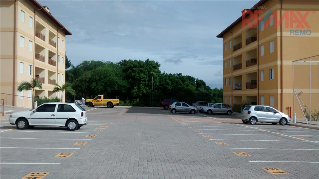 Apartamento residencial para locação, Jardim Primavera, Vinhedo.