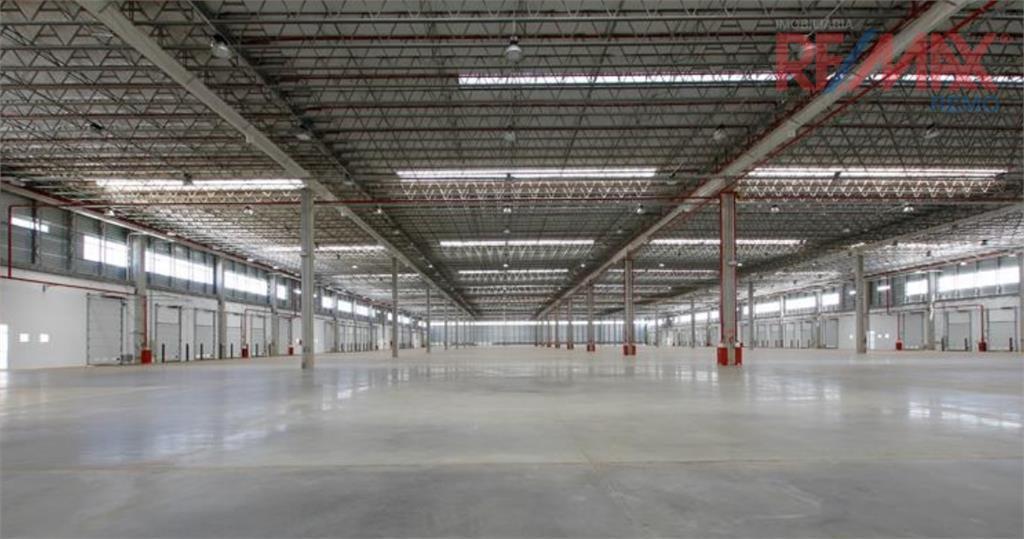Galpão comercial para locação, Techno Park, Campinas - GA0285.