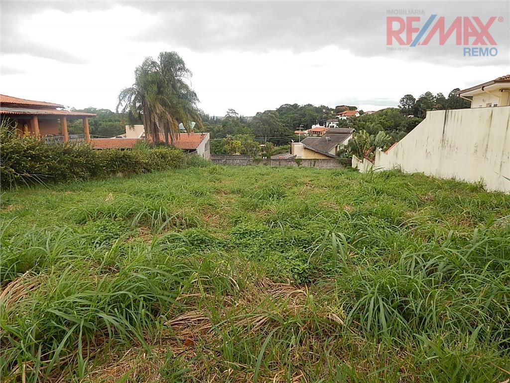 Terreno residencial à venda, Condomínio Marambaia, Vinhedo - TE1741.