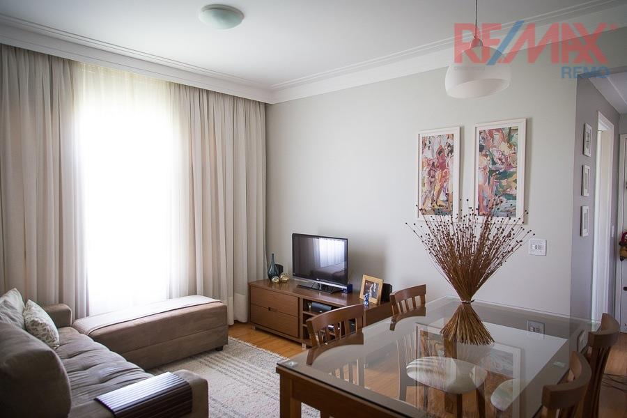 Apartamento residencial à venda, Vila Franceschini, Valinhos.