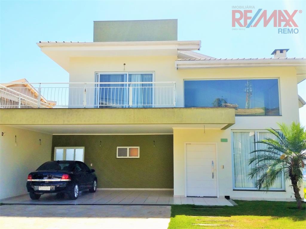 Casa residencial à venda, Condomínio Alpes de Vinhedo, Vinhedo - CA3759.
