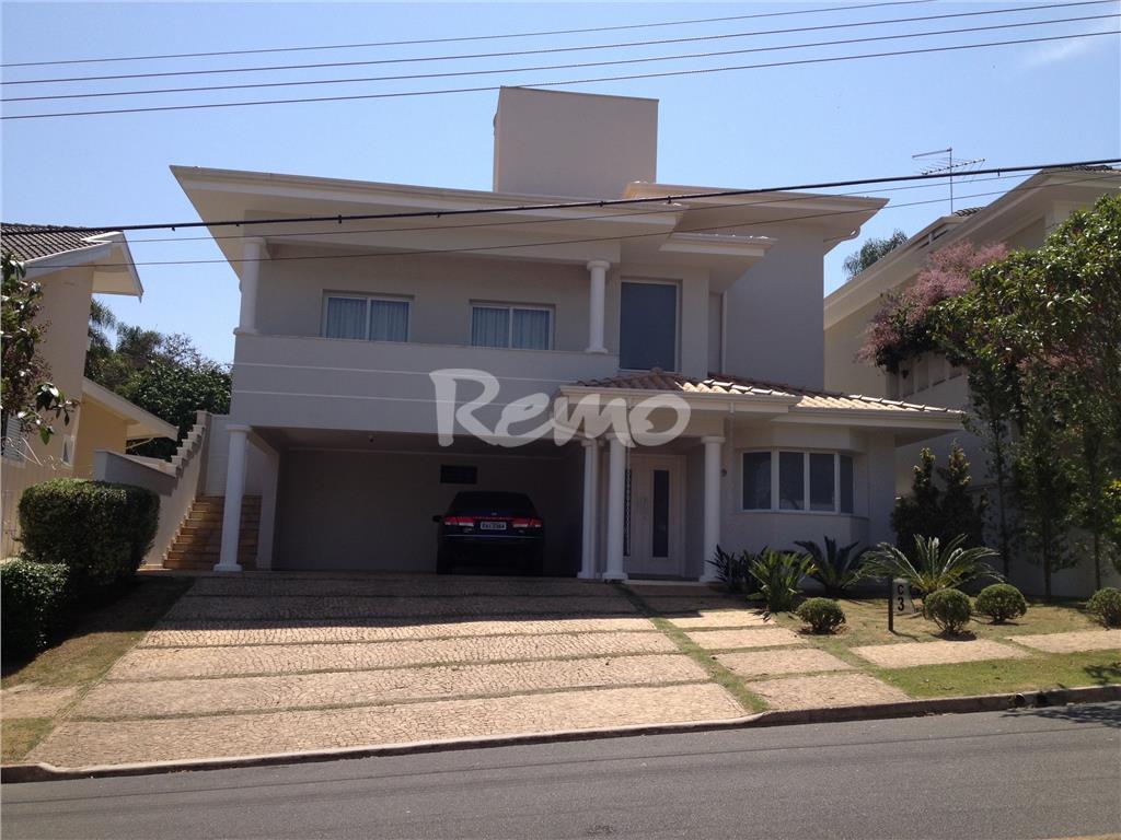 Casa  para venda e locação, Condomínio Ouro Verde, Valinhos - CA3865.