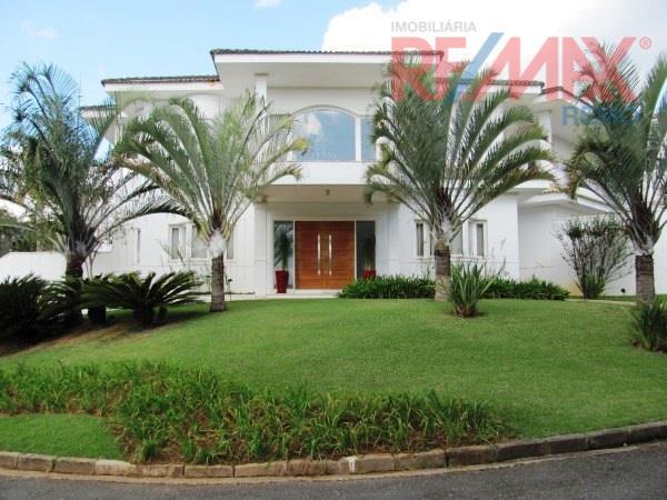 Casa residencial à venda, Condomínio Marambaia, Vinhedo - CA1101.