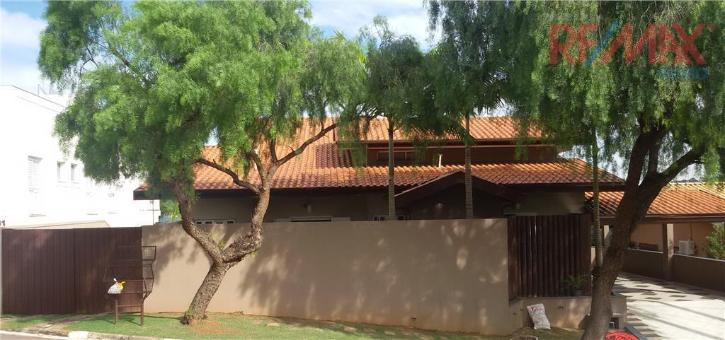 Casa residencial para venda e locação, Condomínio Vila Hípica, Vinhedo.