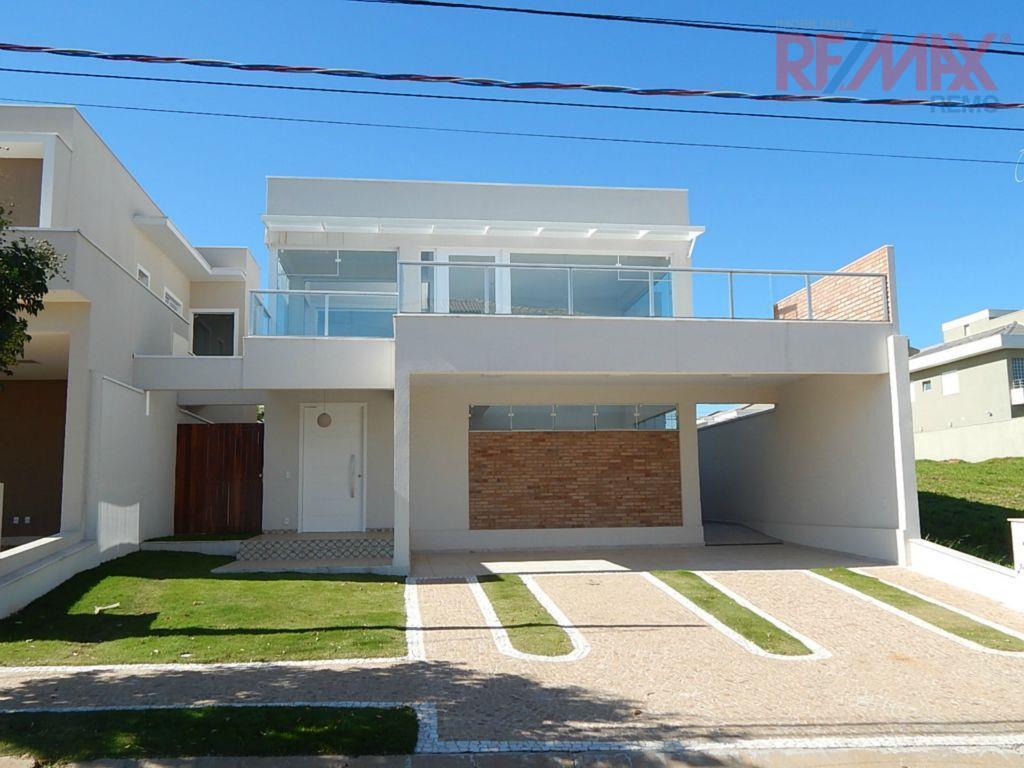 Casa à venda, Condomínio Swiss Park, Campinas - CA3975.