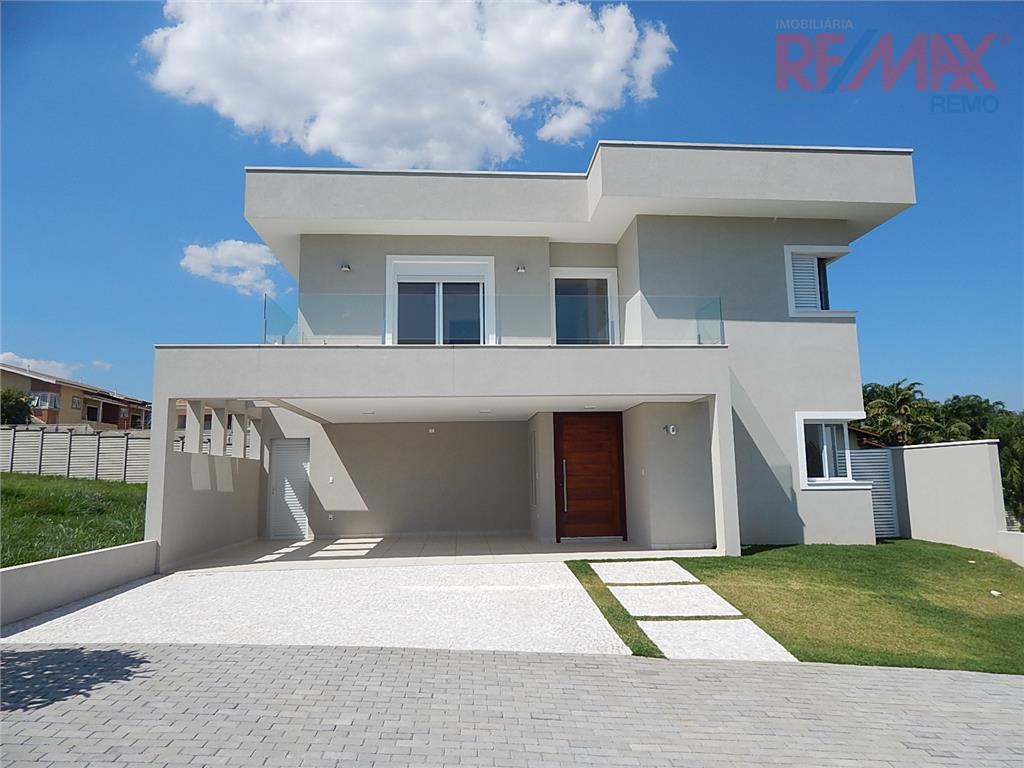 Casa residencial à venda, Condomínio Canto Del Bosco, Valinhos - CA4188.