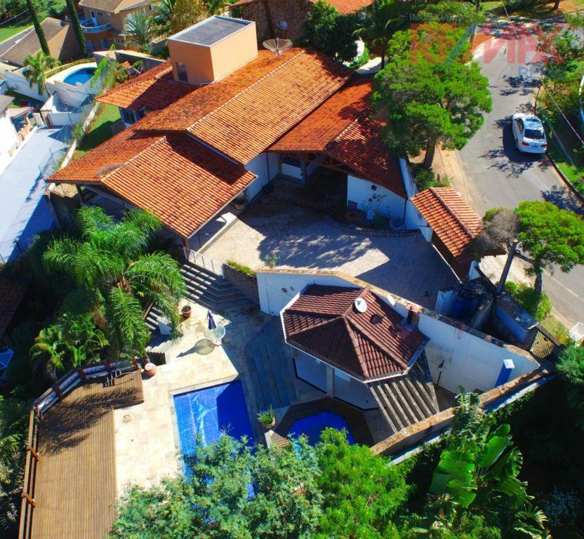 Casa  à venda, Condomínio Marambaia, Vinhedo - CA3313.