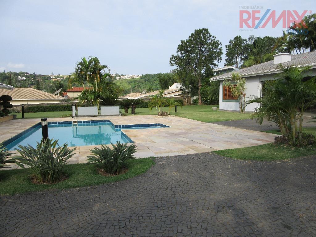 Casa residencial à venda, Condomínio São Joaquim, Vinhedo - CA4271.