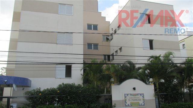 Apartamento  residencial à venda, 3 dormitórios,Jardim Primavera, Vinhedo.