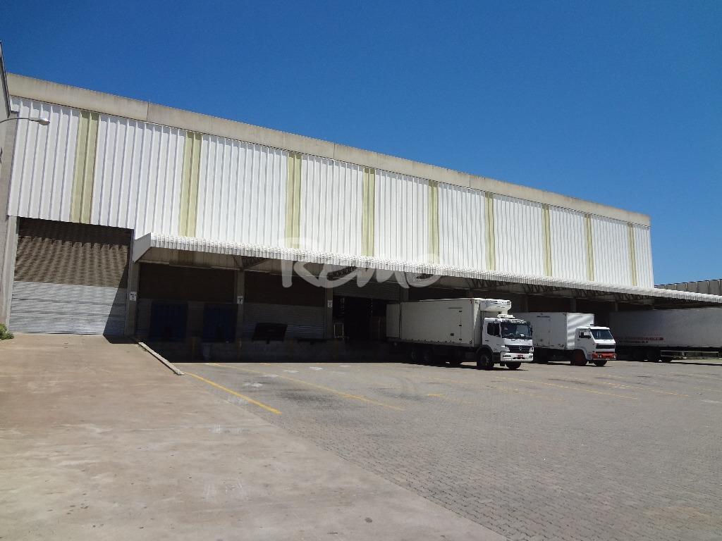 Galpão industrial para locação, Jardim Ermida II, Jundiaí.