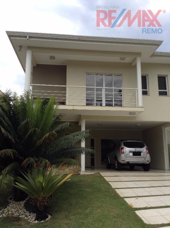 Casa residencial à venda, Condomínio Terras de São Francisco, Vinhedo - CA1122.