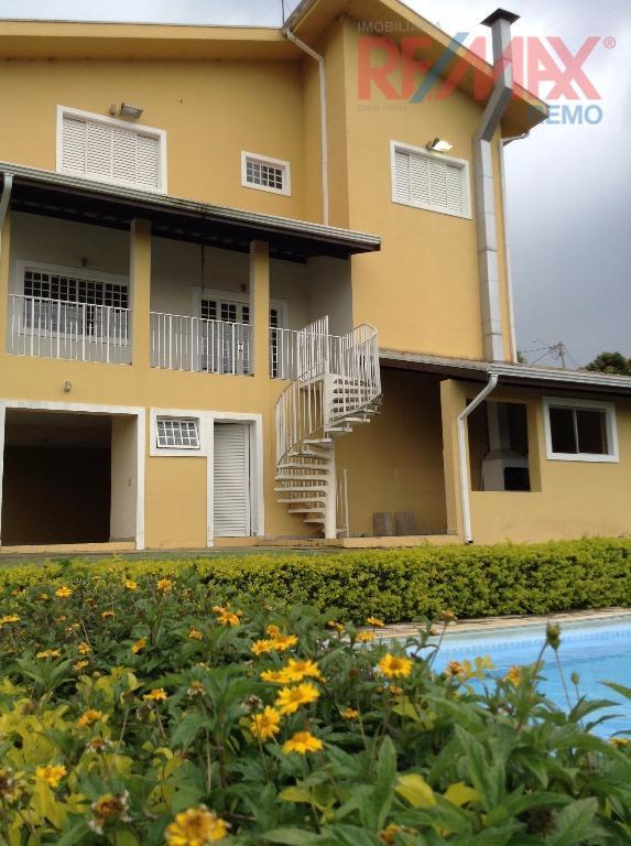 Casa residencial à venda, Condomínio Vila Hípica I, Vinhedo - CA1299.