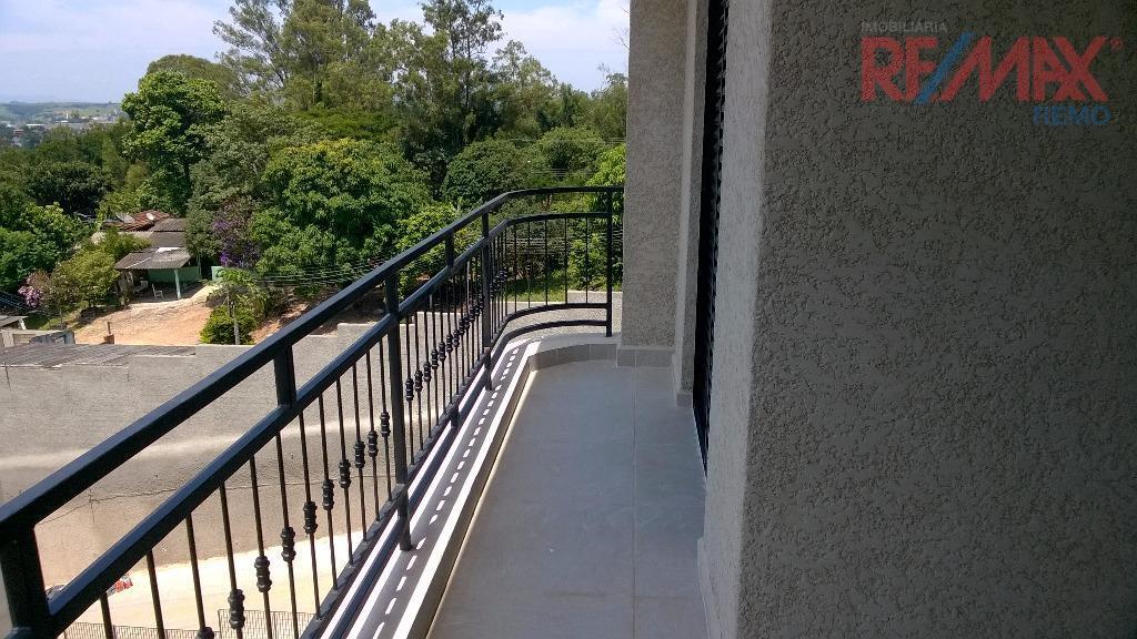 Apartamento residencial à venda, Bairro Casa Verde, Vinhedo - CA4503.