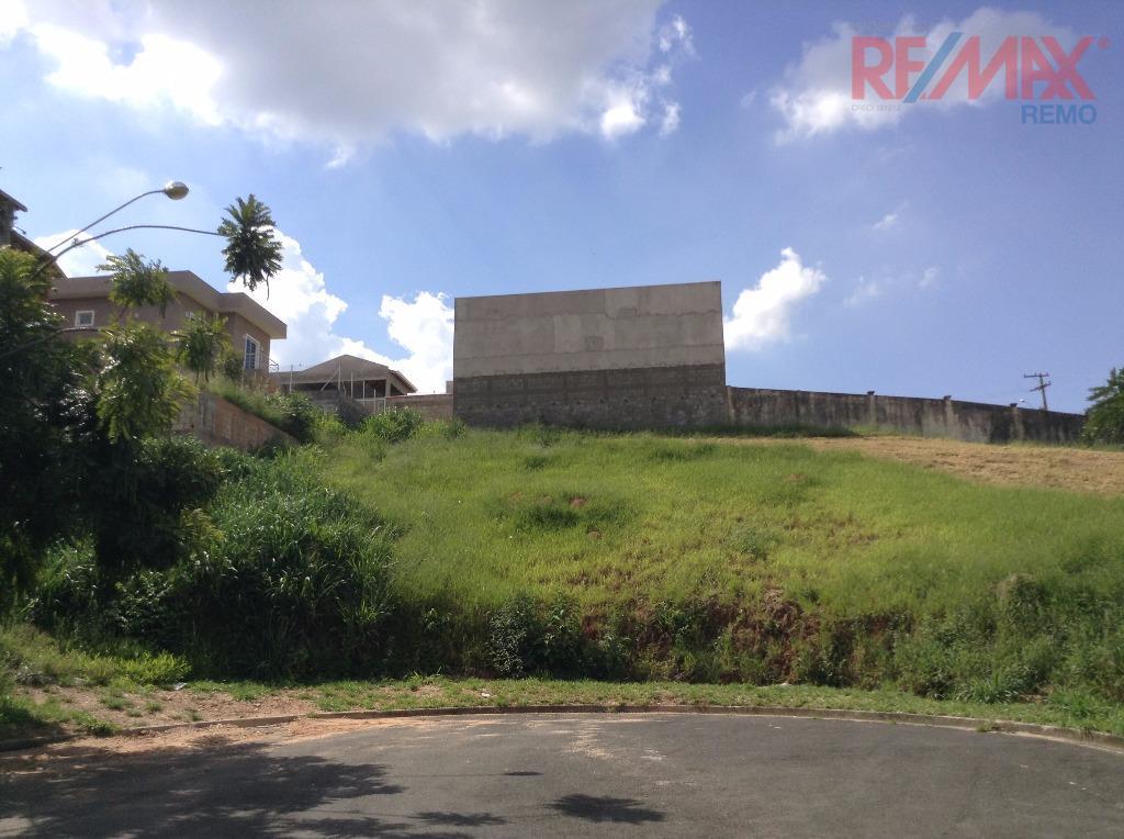 Terreno residencial à venda, Condomínio Picollo Villaggio, Louveira - TE0286.