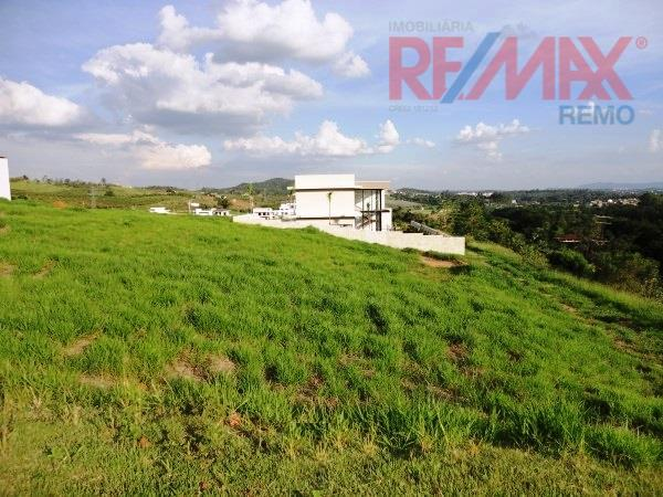Terreno residencial à venda, Condomínio Campo de Toscana, Vinhedo - TE2273.