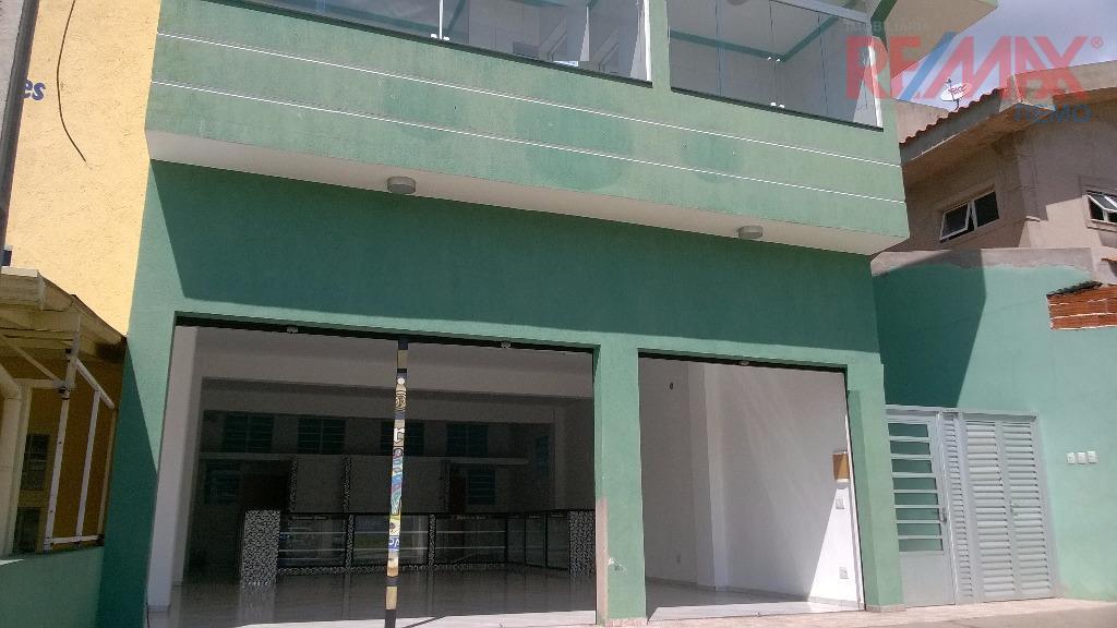 Salão  comercial para locação, Capela Vinhedo, Vinhedo.