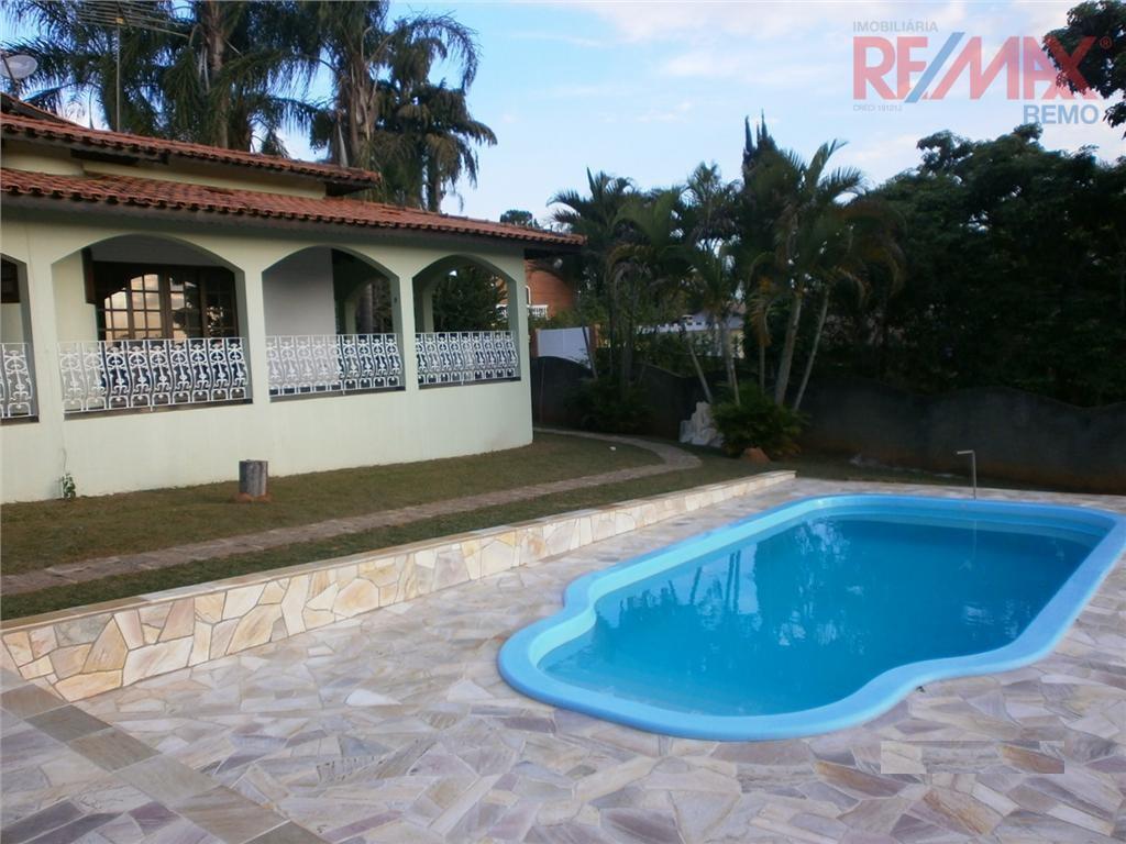 Casa residencial para locação, Condomínio São Joaquim, Vinhedo - CA0231.
