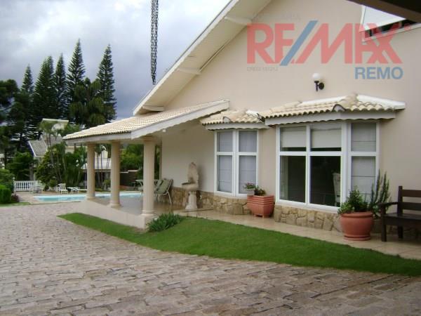 Casa residencial para venda e locação, Vista Alegre, Vinhedo - CA3487.