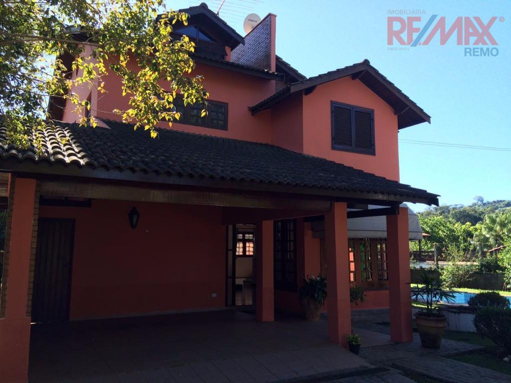 Casa residencial à venda, Condomínio São Joaquim, Vinhedo - CA4894.