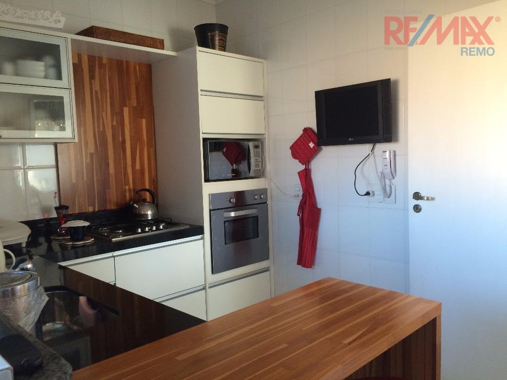 Apartamento residencial à venda, Aquário, Vinhedo.