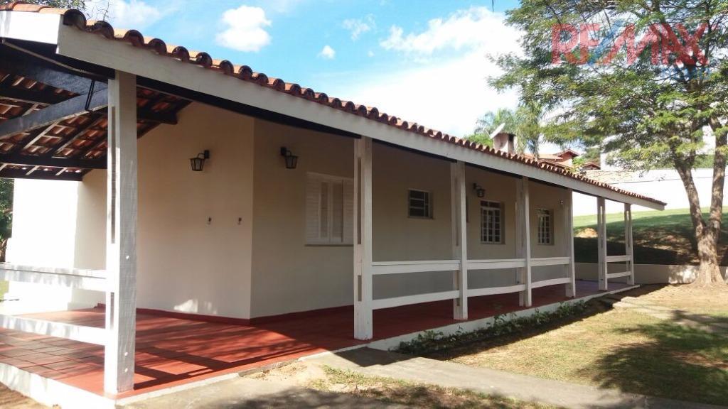 Casa residencial para locação, Condomínio São Joaquim, Vinhedo - CA0224.