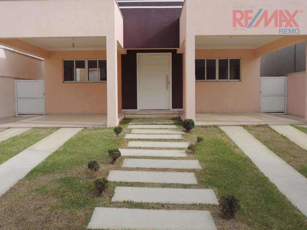 Casa residencial à venda, Condomínio Via Castelli, Louveira.
