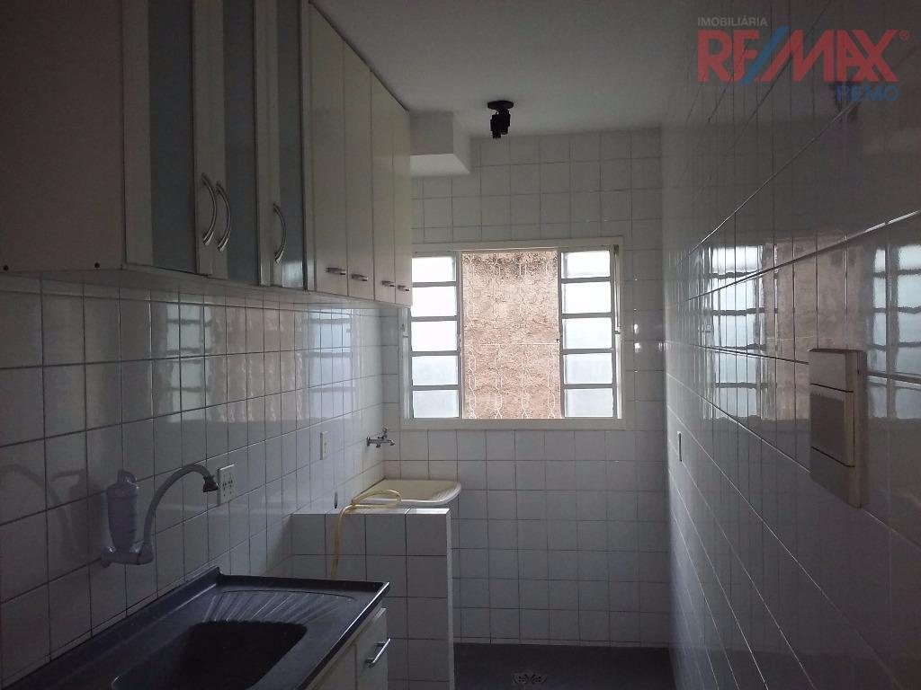 Apartamento residencial para locação, Jardim Santa Cecília, Valinhos - AP0245.