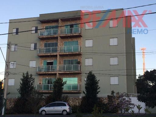 Apartamento residencial para locação, Aquário, Vinhedo.