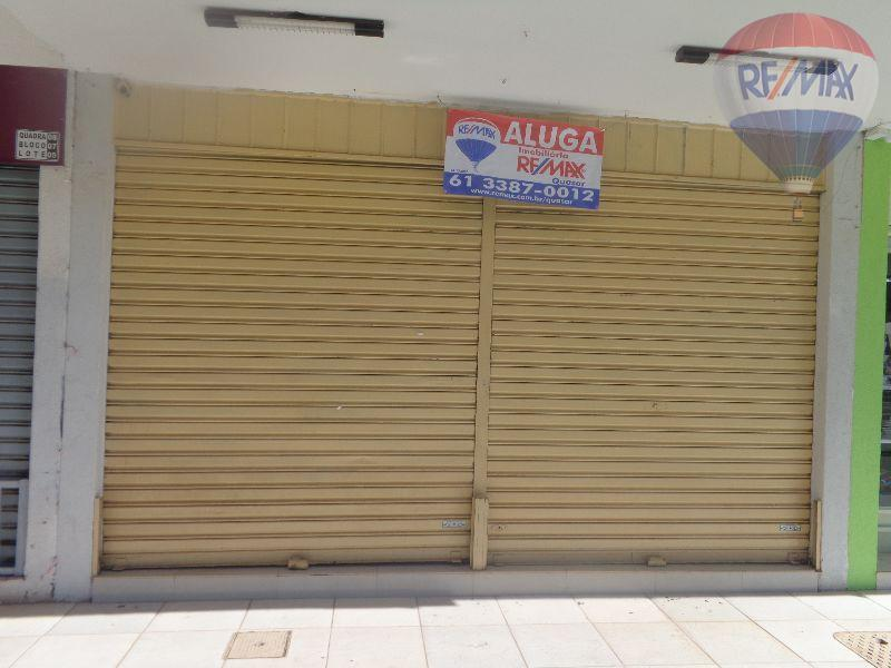 Loja comercial para locação, Sobradinho, Sobradinho.