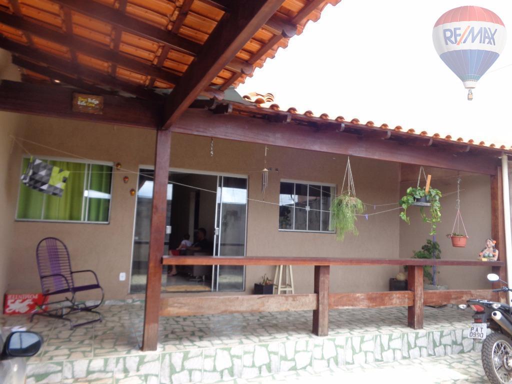 Casa residencial à venda, Setor Oeste, Sobradinho.