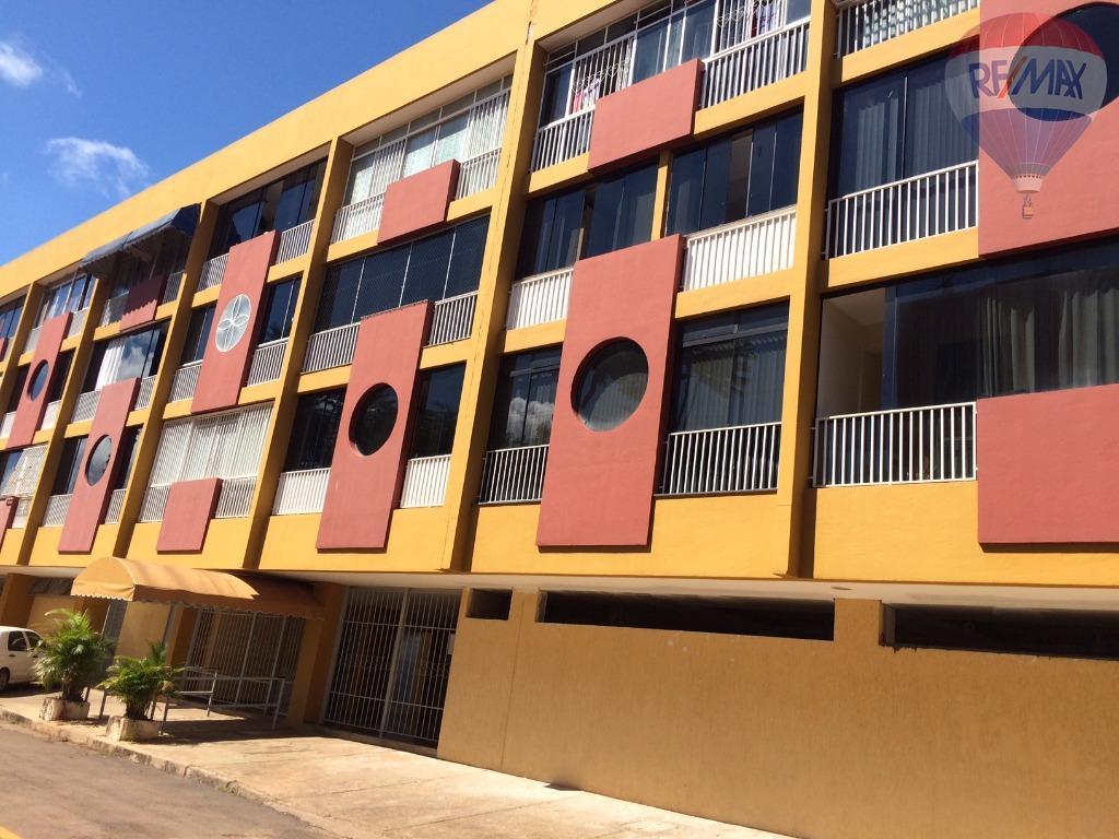 Apartamento residencial para locação, Sobradinho Ed. Bahamas