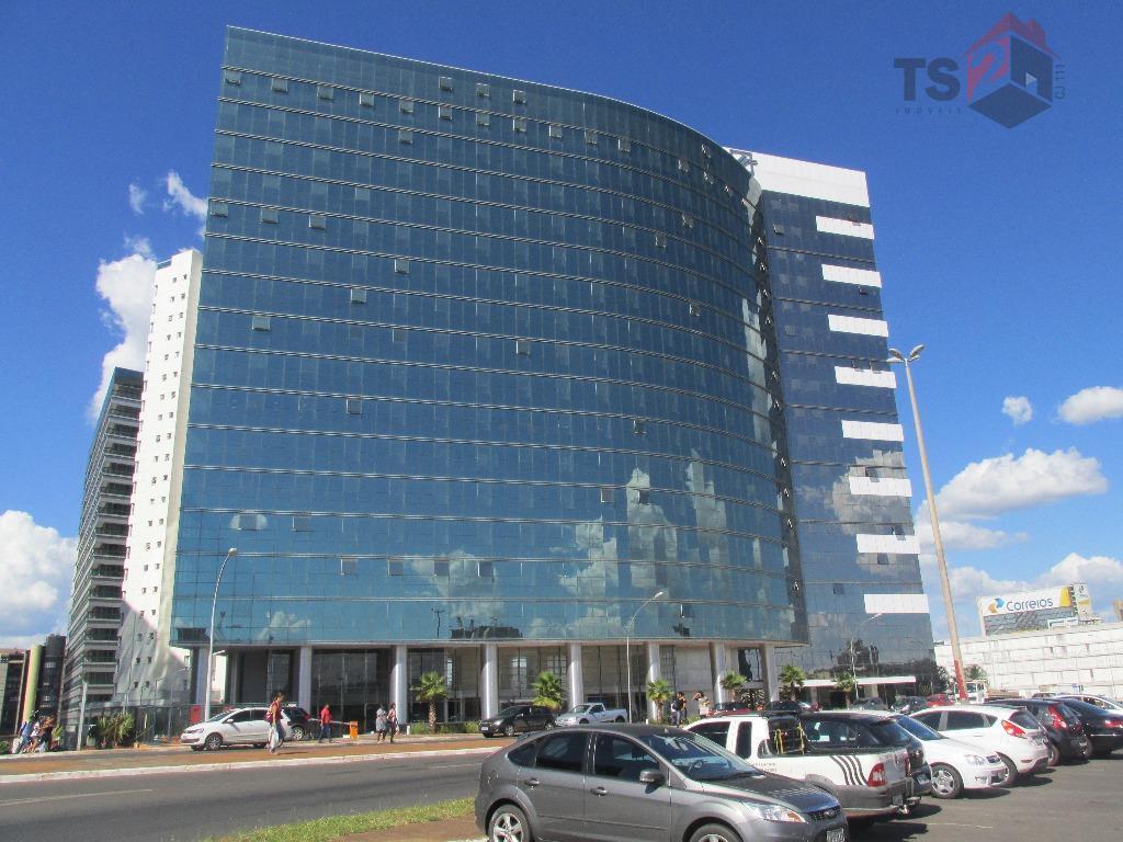 SHN QD 01 - Le Quartier, Sala Comercial para locação, excelente sala, Asa Norte, Brasília