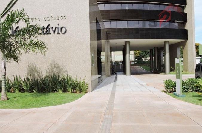 SMHN QD 02 - Centro Clínico Cléo Octávio,  Excelente Sala com Garagem, 1ª Locação, Asa Norte, Brasília