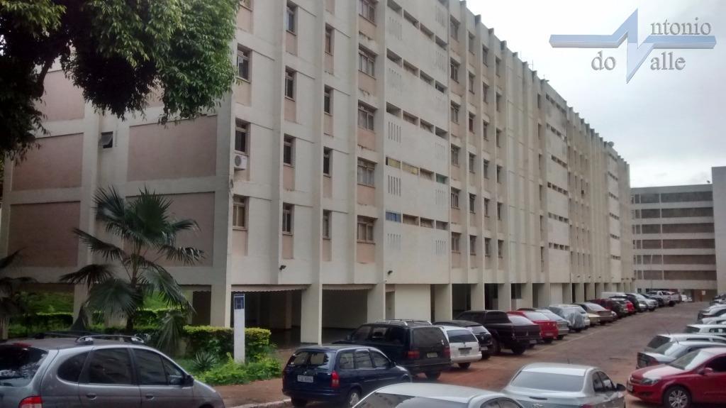 Apartamento Residencial à venda, Asa Norte, Brasília - AP0011.