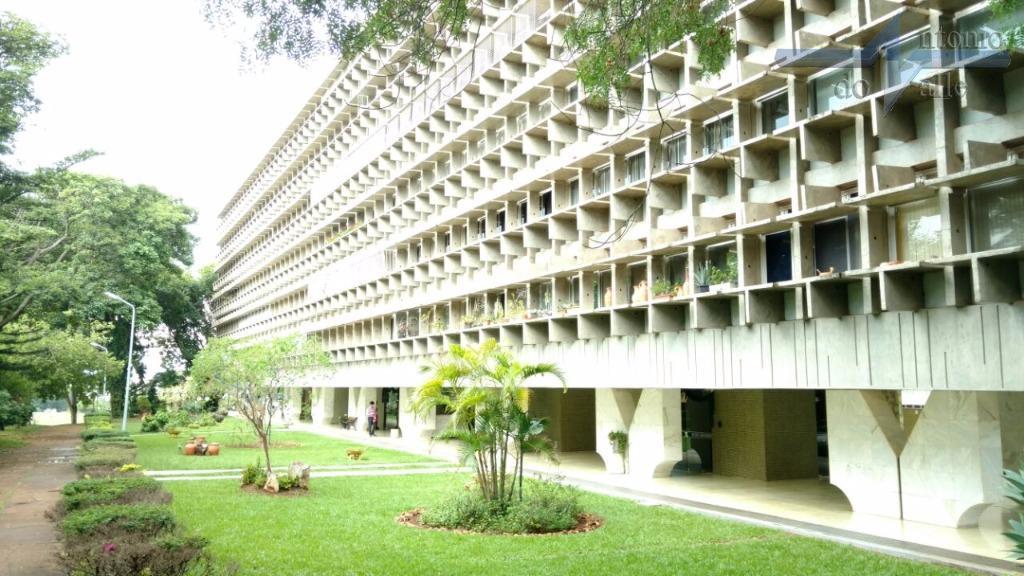 Apartamento  residencial à venda, Asa Norte, Brasília.