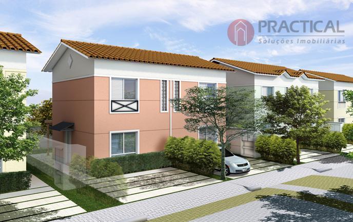 Fachada casa Amarilis/Azaléia