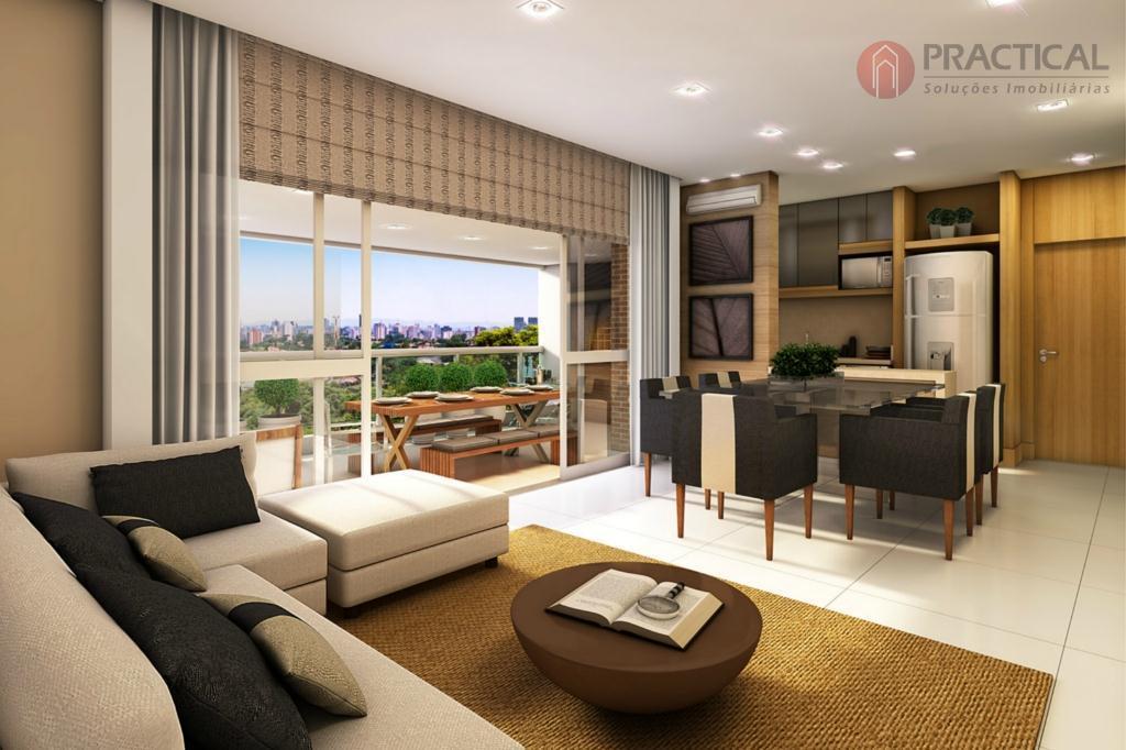 Living - Apartamento Tipo