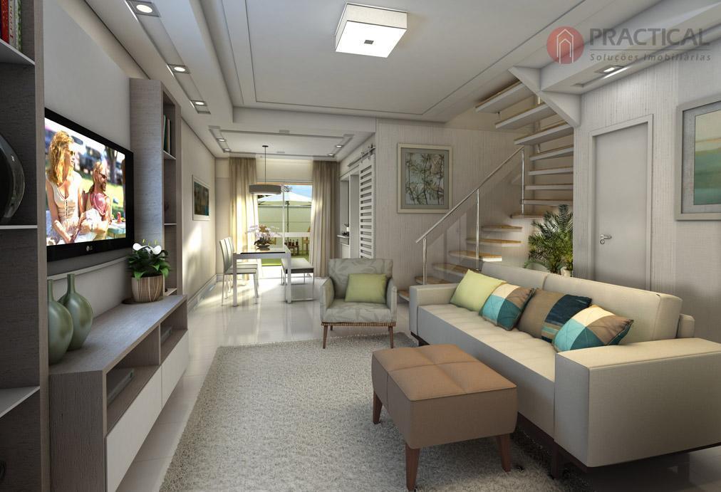 Living casa Camélia/Cerejeira