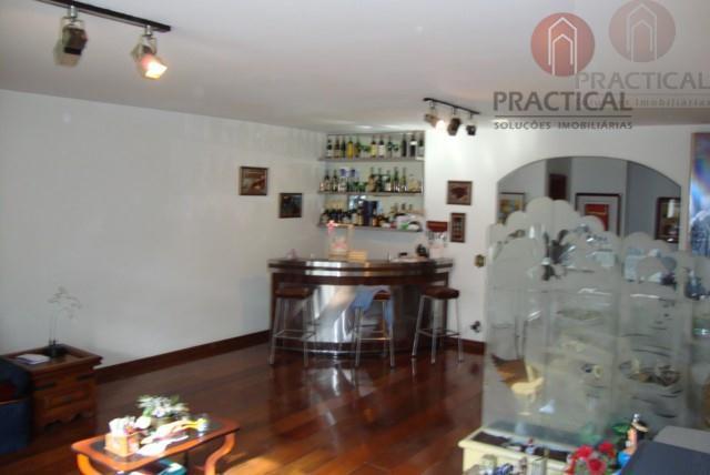 Casa Residencial à venda, Brooklin, São Paulo - CA0813.