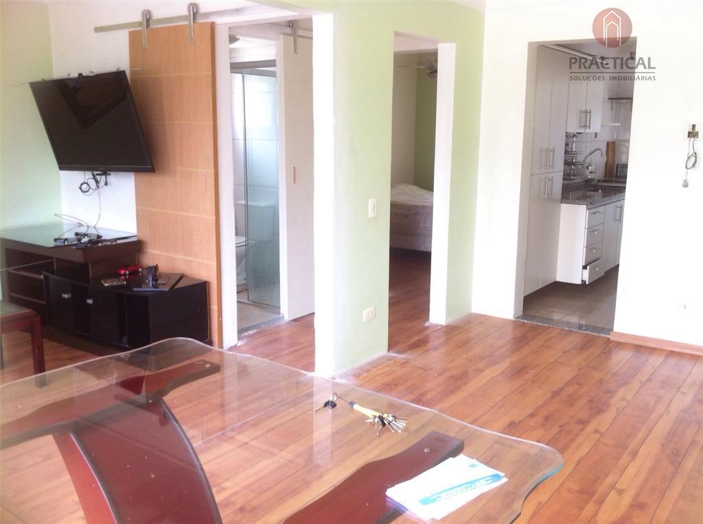 Oportunidade, abaixo do preço real, 2 dorms., 60 m² - Vila Olímpia