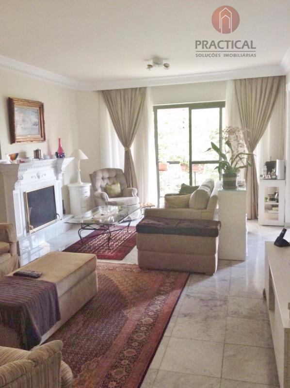 Apartamento residencial para venda e locação, Brooklin Novo, São Paulo.