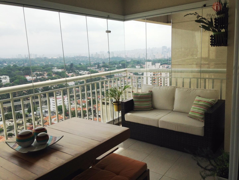 Apartamento residencial à venda, Vila Congonhas, São Paulo.