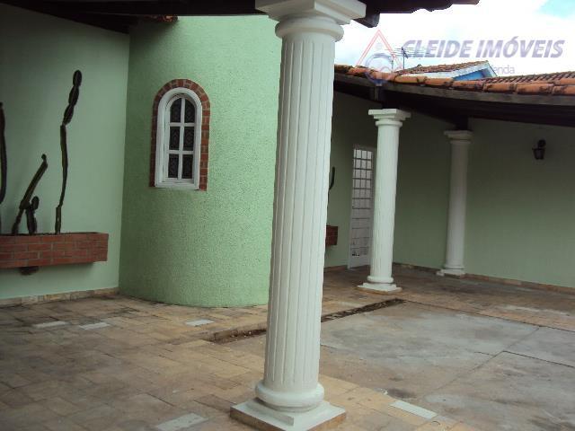 Casa residencial para venda ou locação, Jardim Europa, Cuiabá - CA0105.