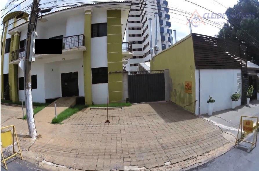 Sobrado  comercial à venda, Bosque da Saúde, Cuiabá.