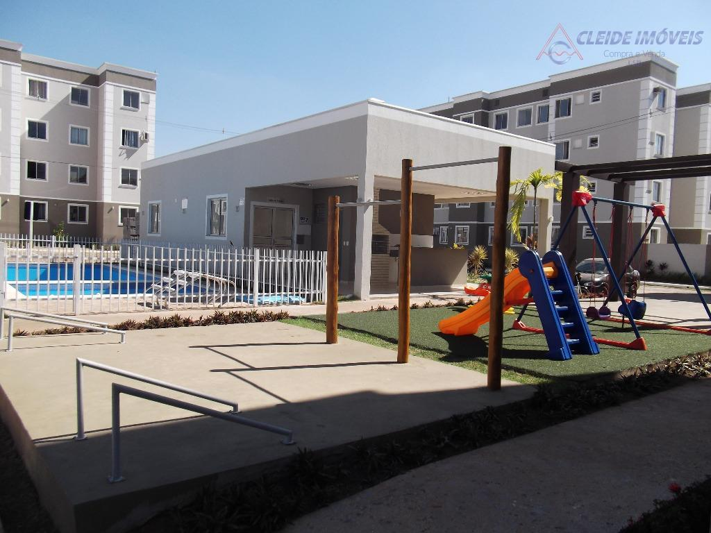 Apartamento  residencial à venda, Parque Chapada dos Montes, Parque Ohara, Coxipó, Cuiabá-MT.