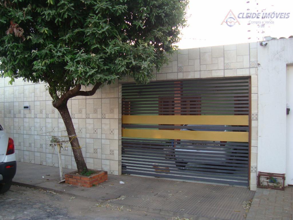 Casa residencial à venda, Coophema, Cuiabá - CA0377.