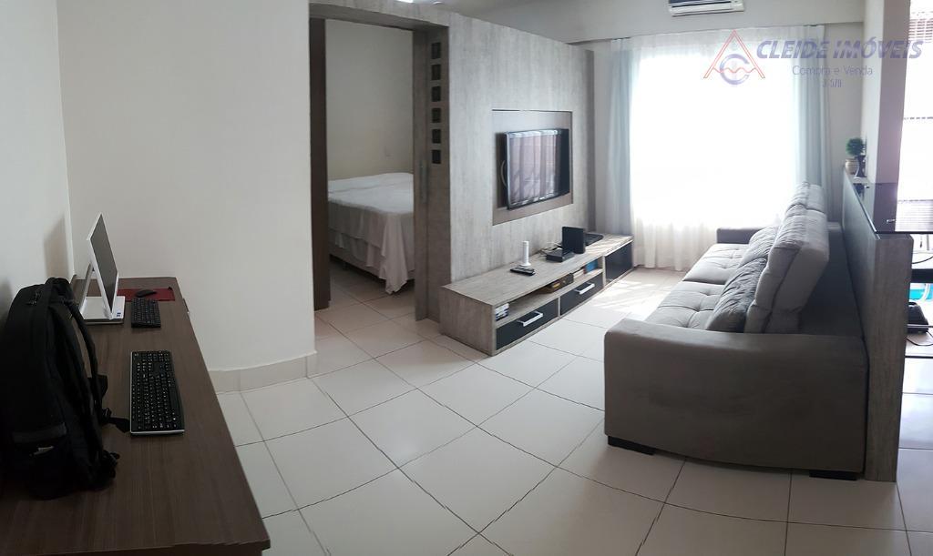 Apartamento Mobiliado à venda Edificio Spazio du Parque, Jardim Santa Marta, Cuiabá-MT